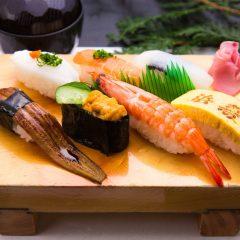 にぎり定食 1,000円(税込)