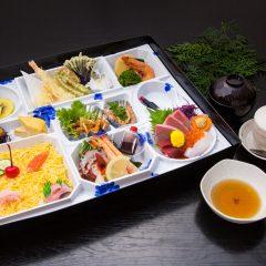 会席膳[漁り火] 5,000円(税抜)